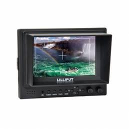 monitor do kamery wynajem sprzętu filmowego wrocław