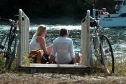 film reklamowy wrocław odra latem