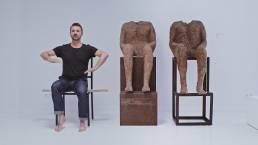 teatr czterech rzeźby abakanowicz film reklamowy